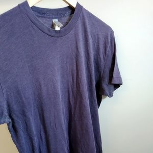 American Apparel The 50/50 shirt